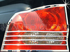 Chrome Tail Light Lamp Cover 2P For 06 10 Ssangyong Actyon