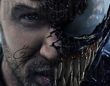 Tom Hardy Venom 11x14 SIGNED REPRINT Marvel Movie #2