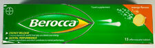 Berocca Performance Effervescent Orange 15 Tablets 100g