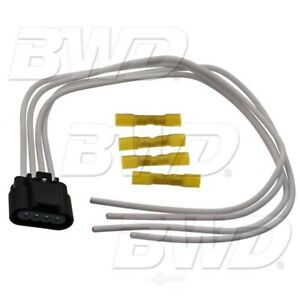 Fuel Sender Connector  BWD Automotive  PT13410