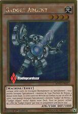 Yu-Gi-Oh! Gadget Argent (Silver): MVP1-FRG17 -VF/Gold Rare-
