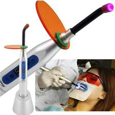 10W Dental LED Curing 1500mw  Light Lámpara Luz Polimerizar Fotocurado-Silver