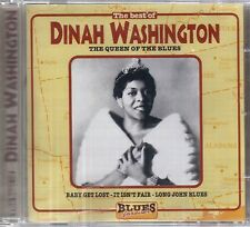 Dinah Washington - Queen of the Blues - The Best of Dinah Washington