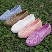 Women's Fashion Hollow Out Casual Sandal Breathable Outwear Summer Flats Shoes