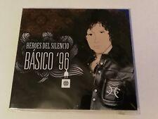 HEROES DEL SILENCIO - BASICO 96 - EDICION DIGIPACK