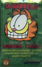 Garfield Chromium Edition Card Box