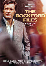 New THE ROCKFORD FILES Season One 4-Disc DVD Set 1 First Jim Garner FREE US SHIP