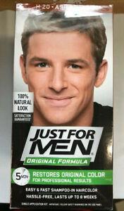 Just For Men Original Formula Men's Hair Color Ash Brown (Pack of 3) Ash Brown