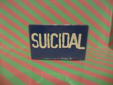 SUICIDAL TENDENCIES PROMOTIONAL CASSETTE EAT6169 NEW