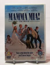 MAMA MIA DVD - UK PG - TESTED