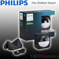 Philips Hue Outdoor Sensor for Hue LED Light Bulb Lighting App Wi-Fi ZigBee IP54