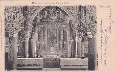 VICENZA - Altare e Santuario della Madonna di Monte Berico 1903