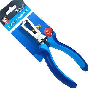 "6""  Wire Stripper Plier. Electrical Wire Stripping adjustable Wire Strip Pliers"