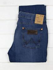 Wrangler Indigo, Dark wash Big & Tall 32L Jeans for Men