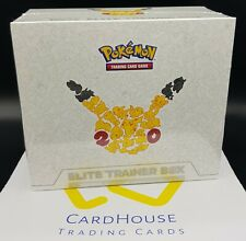 Pokemon Generations Elite Trainer Box 20th Anniversary Factory Sealed ZZY