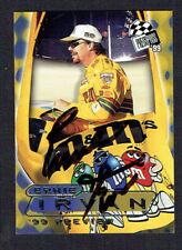 Ernie Irvan #96 signed autograph auto 1999 Press Pass NASCAR Card