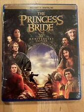 New listing The Princess Bride Blu-Ray + Digital Hd 30th Anniversary Edition