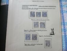 KGV Stamps:  Variety Used  -  Must Have  (t417)