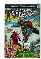 Amazing Spider-man #122, VG 4.0, Death of the Green Goblin