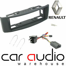 Renault Megane Upto 06 Car Stereo S/Din Fascia Steering Wheel Interface CTKRT03