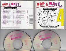 POP & WAVE Ballads Of The 80's 2-CD Freur Icehouse The Church Tears For Fears