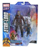 Guardians of the Galaxy Star-Lord with Rocket Select Figure