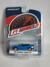 Greenlight 1:64 Muscle Series 18 - Chevrolet Camaro SS Convertible '17 Brand new