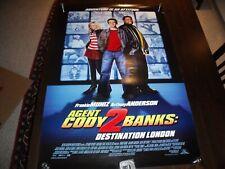 ORIGINAL MOVIE POSTER Agent Cody Banks 2