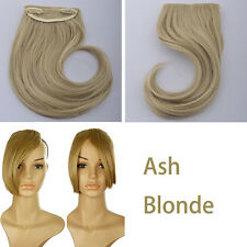Mega Thick Quality Clip in One Piece 3/4 Full Head Hair Extensions Extention AM2