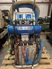 USED Refurbished Spray Foam Reactor E-30, 1PH, 259026, Bare w/Hose Rack, NO HOSE