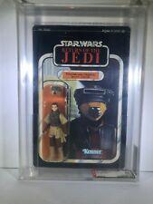 1983 Vintage Kenner Star Wars ROTJ65A Princess Leia Boushh Disguise AFA 85