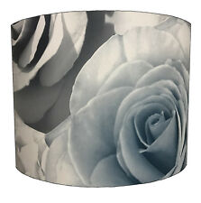 Muriva Madison Roses 119503 Blue Wallpaper Table Lampshades Or Ceiling Lights.