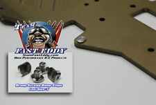 Team FastEddy Fast Eddy Losi 5ive-T Droop Screw Bump Stops LOSI 5 FIVE