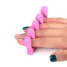 5 pièce  séparateur doigt de pied en mousse