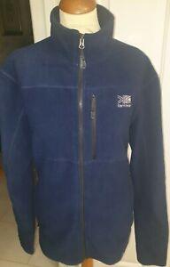 Karrimor KS-300 Mens Full Zip Warm Fleece Jacket Size Large