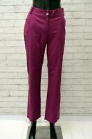 Pantalone Donna PIERRE CARDIN Taglia Size 40 Jeans Pants Woman Cotone Elastico