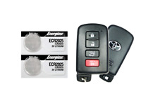 Toyota Keyfob Replacement Battery Energizer CR2025 Lithium (2 Pack) + Tracking