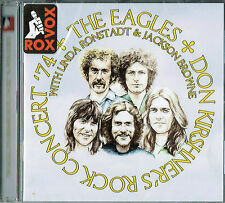 THE EAGLES - Don Kirshners Rock Concert '74 w/ Linda Ronstadt & Jackson Browne