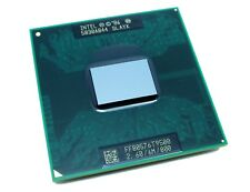 New Intel Core 2 Duo T9500 CPU 2.60GHz 6MB OEM SLAYX SLAQ **Fast Ship From US**