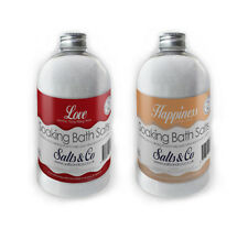 Jasmine Rose Orange Neroli Epsom Salts - Love & Happiness - Salts & Co - 2x500g