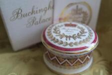 BUCKINGHAM PALACE 1995 TRINKET BOX porcelain