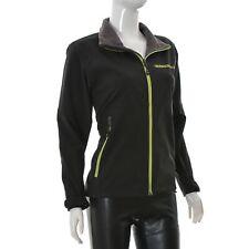 Didriksons Breeze System Womens Fleece Soft Warm Jacket Lightweight Size 160 BLK