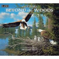 2019 Beyond the Woods Wall Calendar, Lang Folk Art by Lang Companies