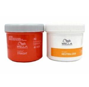 Wella Hair Straightener Wellastrate Straight Intense Resistant N/R Creatine