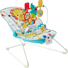 Fisher- Colourful Carnival Chevron Bouncer DPV43 -