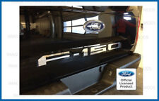2018 Ford F150 Tailgate Insert Decals Letters Inlay Stickers - CHROME MIRROR