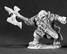 Dark Heaven Legends Reaper 03386 Thorvald Clawhelm Dwarf Hero