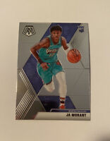 2019-20 Ja Morant Rookie Prizm Mosaic Base #219 Grizzlies RC NM Mint QTY
