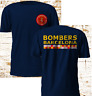 New Bombers Barcelona Barca Firefighter Fire Department Navy T Shirt S-3XL