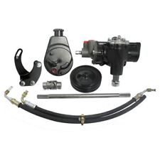Borgeson 999014 Complete Power Steering Conversion Kit Fits 1958-1964 Chevy